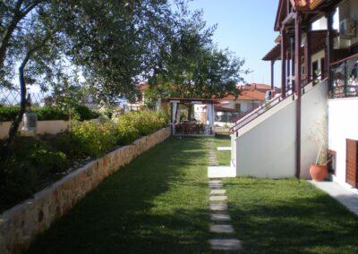 Xenonas Liogerma Apartments Ierissos